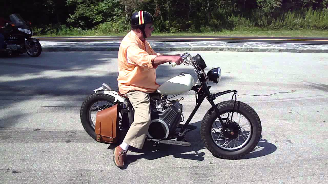 35hp Briggs & Stratton Moto