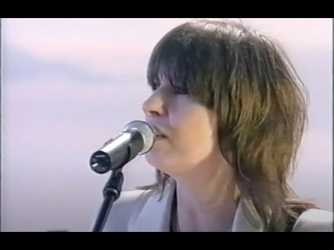 PRETENDERS - HUMAN ON THE INSIDE - LIVE CANNES 1999