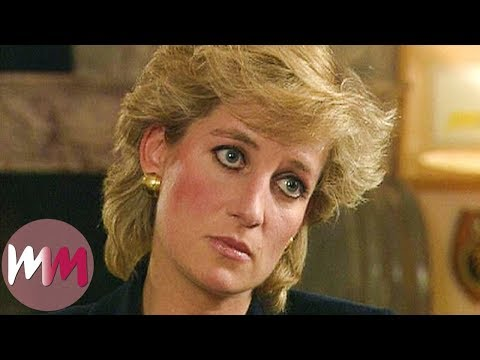 Top 5 Hidden Secrets About Princess Diana