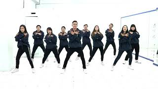 Dance Ahmad Sahroni - Choreography by Diego Takupaz