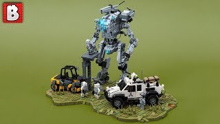 AMAZING LEGO Titanfall Custom Build! | TOP 10 MOCs