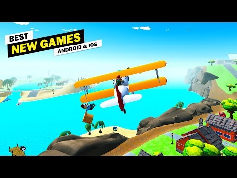 Top 12 Best New Android & IOS Games Of April 2020! (Offline/Online)