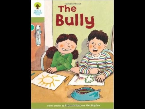 ERIN-Oxford Reading Tree Level 7 #♥The Bully♥ (ORT stage 7)