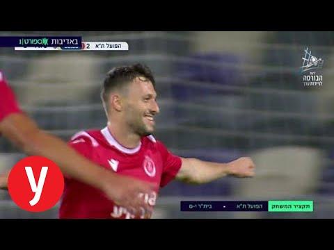 Hapoel Tel Aviv Beitar Jerusalem Goals And Highlights