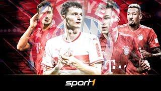 Nach Pavard-Deal: So plant Bayern seinen neuen Kader | SPORT1