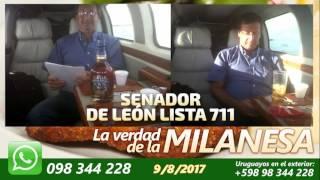 Los altísimos gastos del Senador De León