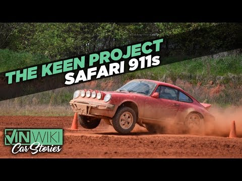 The Keen Project: The Ultimate Off-Road Porsche 911