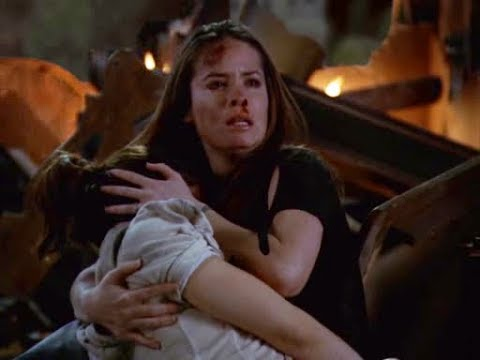 Charmed 8x21 - The Manor Explosion Aftermath (Non Remaster)