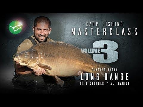 Korda Carp Fishing Masterclass Vol 3 - Long Range Fishing | Ali Hamidi