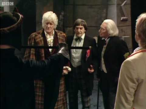 Seeking Immortality - Doctor Who - The Five Doctors - BBC