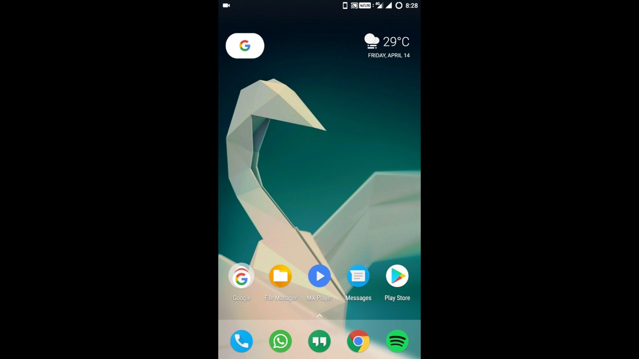 ONE PLUS 3T : Oxygen Os 4 1 3  Get The New Launcher and File manager with  Secure Box by ANDROID LIFE