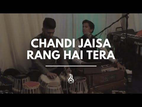 Chandi Jaisa Rang Hai Tera Live by Bhavik Haria [Pankaj Udhas]