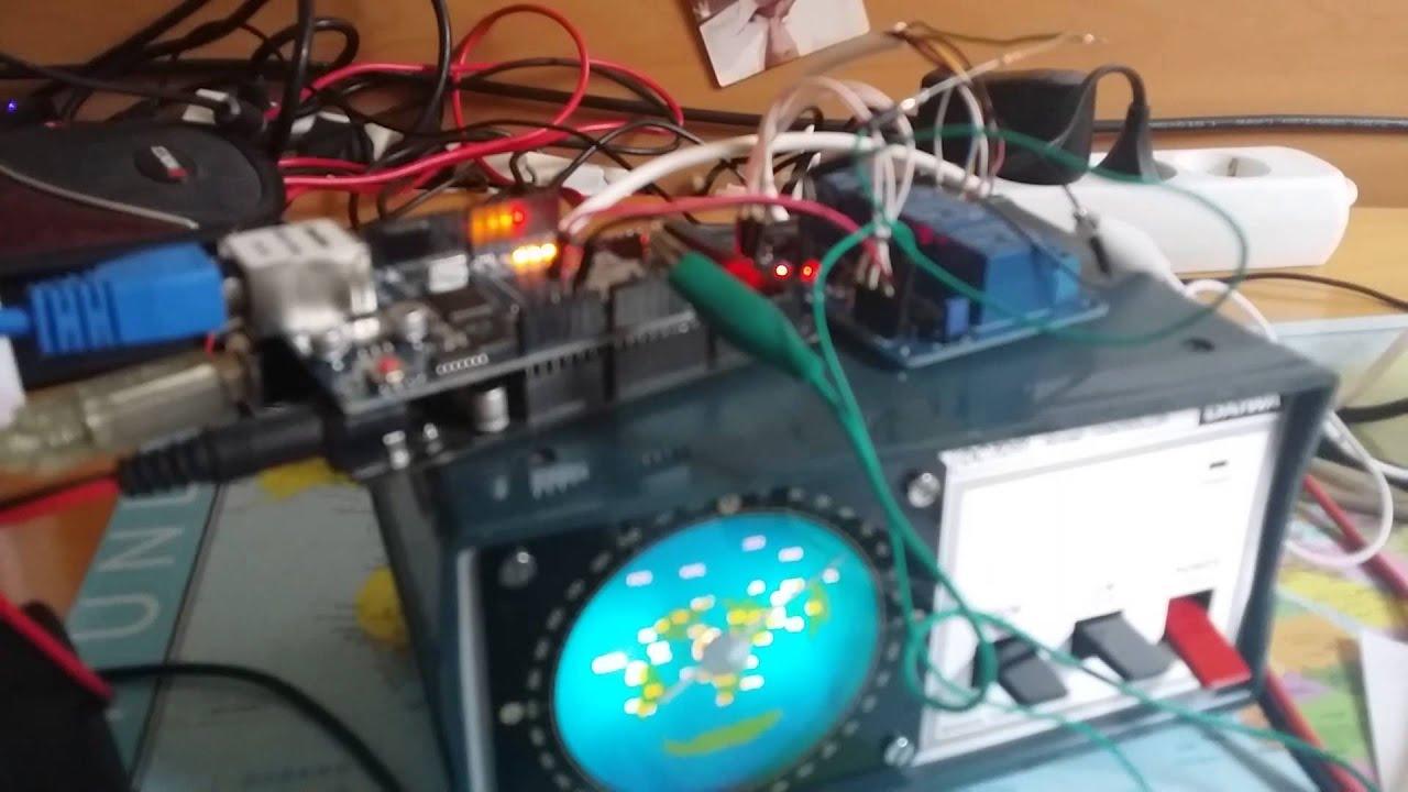 Pruebas Finales Arduino Rotor Control