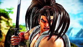 SOULCALIBUR VI Haohmaru Gameplay Trailer (2020) PS4 / Xbox One / PC