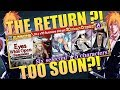 Round #1 Manga Characters Return Without Warning ?! | Bleach Brave Souls Discussion