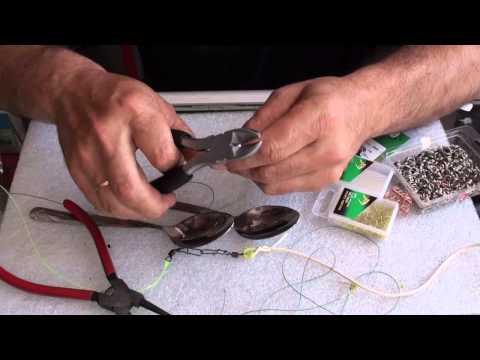 ловля сазана на резинку и ее изготовление