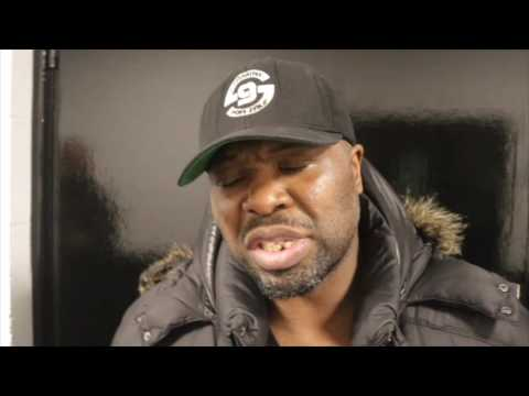 DON CHARLES REACTS TO DERECK CHISORA'S SPLIT DECISION LOSS TO DILLIAN WHYTE IN FOTY CONTENDER