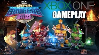 Super Dungeon Bros Xbox One Gameplay