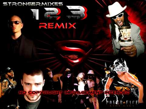 3 - Britney Spears Ft Pitbull, Flo Rida, Lady Gaga, Justin Tmberlake, Back Eyed Peas (Remix Mashup)