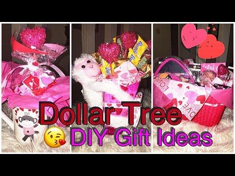DOLLAR TREE DIY| Last minute Valentines Day Gift Ideas ❤️