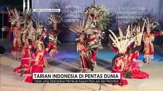Video Tarian Indonesia Menang di Panggung Internasional download MP3, 3GP, MP4, WEBM, AVI, FLV November 2017