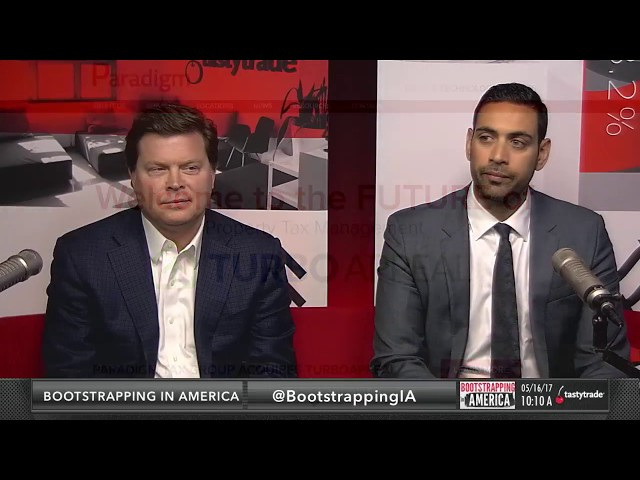 Badal Shah & Mark Wanic of  Paradigm Tax Group | Bootstrapping in America