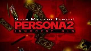 ATLUS Trailer: Shin Megami Tensei: Persona 2: Innocent Sin