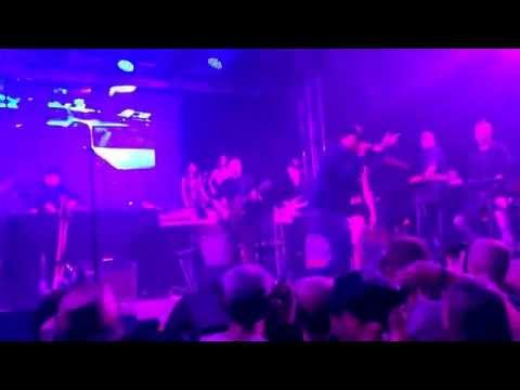 Jon Hamm and Zach Galifianakis Kick Off Bonnaroo Superjam