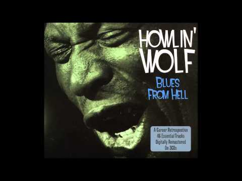 Howlin Wolf - Riding In the Moonlight