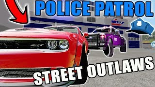 ARRESTING STREET OUTLAWS | 911 SERIES | NEW POLICE TRUCK | FARMING SIMULATOR 2017