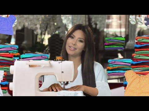 Kim Kardashian Launching Kids Clothing Line?! - YouTube