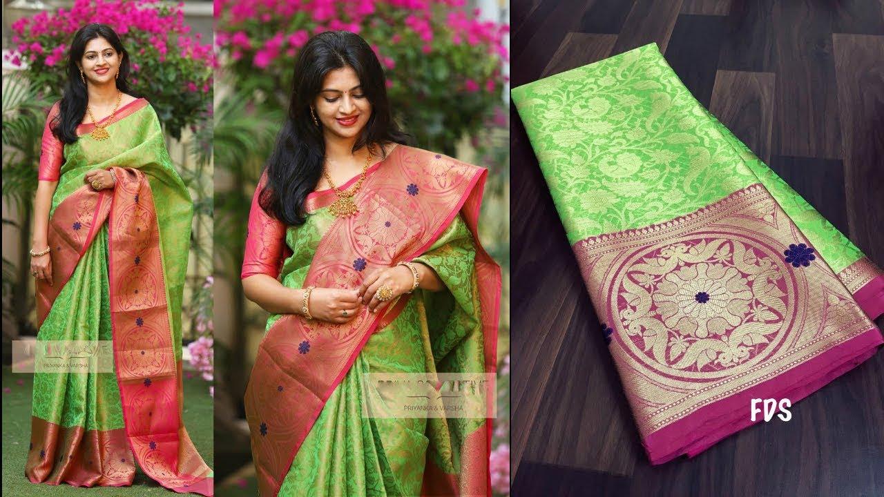 439b2744c7d Designer Kora Muslin Sarees With Price Below Rs.3000 Online Shopping ...