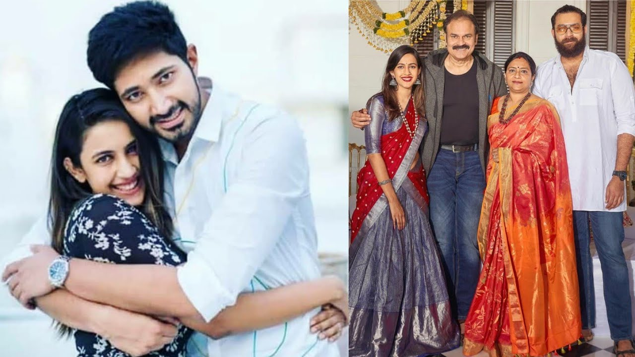 Niharika Konidela with her husband | Niharika Konidela Wedding | Niharika  Konidela Latest Video - YouTube
