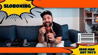 Sloboxing - Episodio 1 - Iron Man HOT TOYS