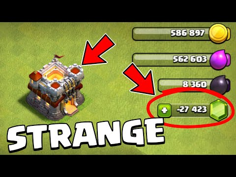 Unbelievable Strange Gem Glitch Found In COC!