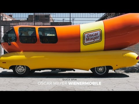 Traci James - Oscar Mayer hiring Wienermoblie drivers
