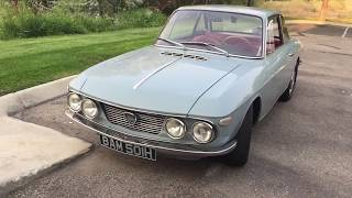 1970 Lancia Fulvia test drive For Sale at Modern Classic Autos