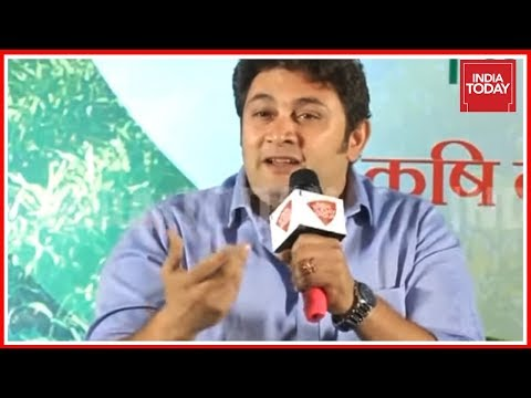 My Acting My Farming : Small Screen Star Rajesh Kumar On Being Farmer  India Today Agro Summit
