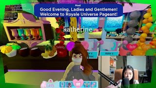 Roblox live royal high new upgrade!🔴 - K sisters-Tube-Se, 02, 2019 #roblox live