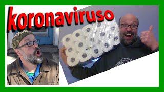 koronaviruso – mi estas hejme
