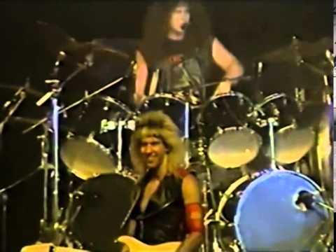 Exciter - Live in Montreal 1986
