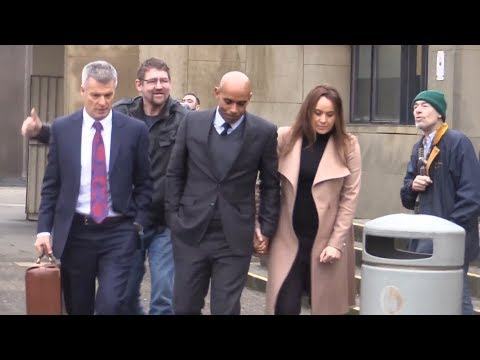 Former Footballer Trevor Sinclair Attends Blackpool Magistrates' Court