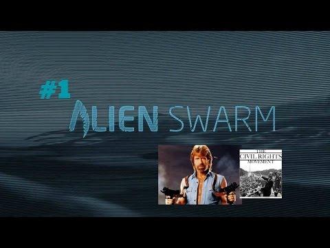 Alien Swarm: Chuck Norris and the Civil Rights Movement