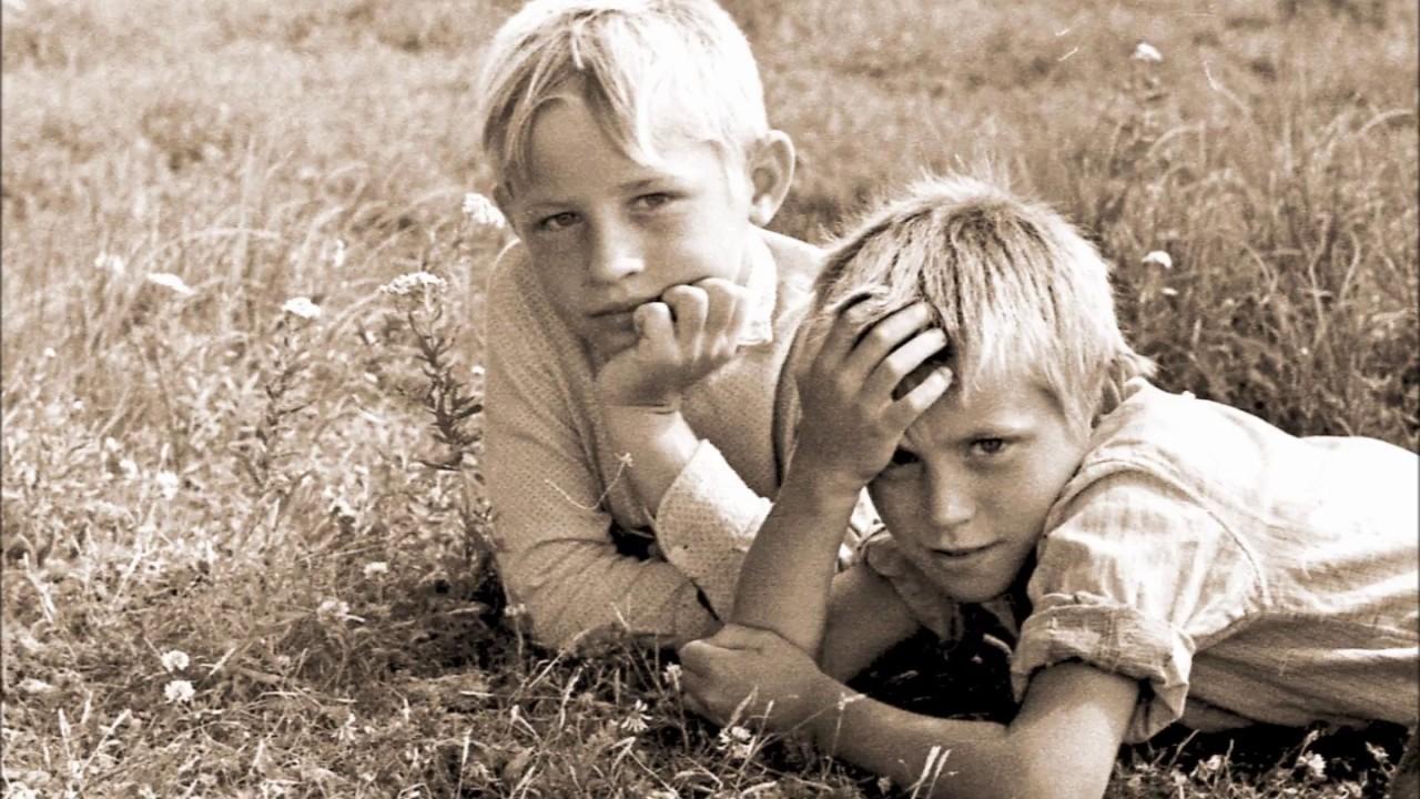 Советские дети (Фото 60-х годов). Ностальгия по СССР - YouTube