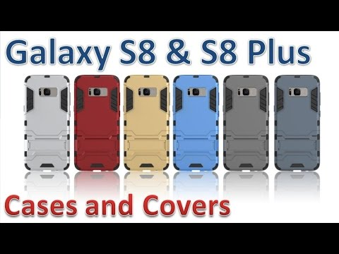 pretty nice a95c1 c3174 Top Samsung Galaxy S8 and S8 Plus Cases and Covers Screen Protector
