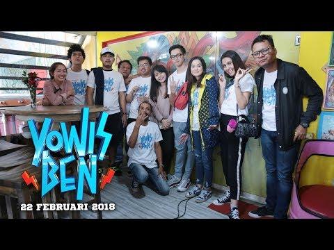 YOWIS BEN - Media Visit di M Radio Surabaya