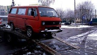 Transporter t3 Review. Транспортер Т3 Обзор.