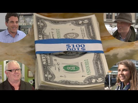 More People Use $2 Bills Than You Think - Bonus From The Two Dollar Bill Documentary