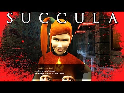 Vampire the Masquerade: Count Succula Cometh - Part 1
