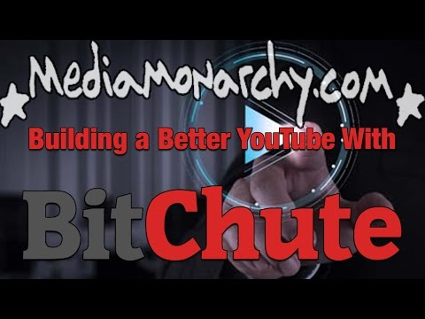 Building a Better YouTube With #BitChute - #GoodNewsNextWeek